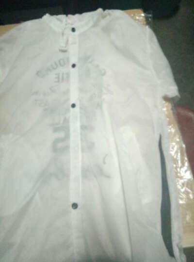 冬季新款童装男女童羽绒服白鸭绒儿童羽绒服中大童羽绒外套 玫红 110码建议身高100cm 晒单图