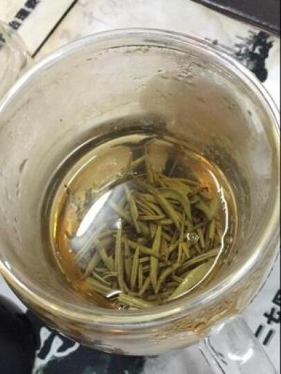 新茶头春白毫银针特级政和白茶茶叶单芽头福建白茶罐装125克 晒单图