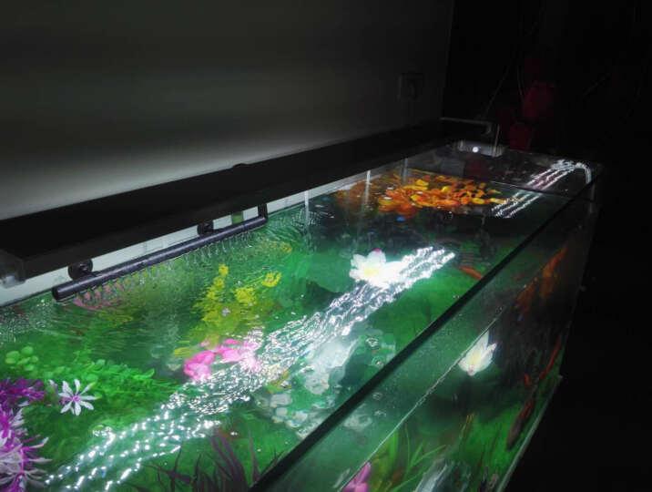 森森鱼缸灯LED水草灯架草缸灯水族箱灯具照明灯架藻缸灯LED支架灯 ADE900C 80W适合98-115CM缸 晒单图