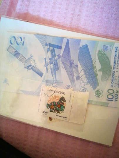 金石收藏 2015-2017流通纪念币 中国航天纪念钞币 二轮生肖币 附带小圆盒 军绿色 晒单图