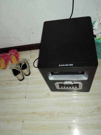 立奇(LIQI) 立奇LQ-1800取暖器/家用电暖器/电暖气/办公室暖风机电暖风热风机 复古家具红色 晒单图
