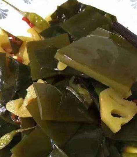 嘉瑞 海带头80g 干货 原味 日照特产 大叶干海带块凉拌煲汤 晒单图