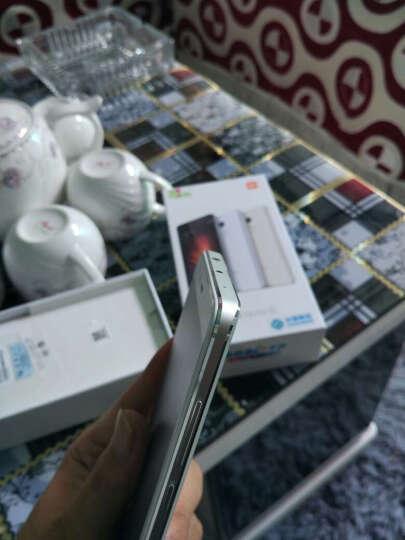 小米 红米Note4 高配移动合约全网通版 3GB+64GB 银白色 移动联通电信4G手机 双卡双待 晒单图