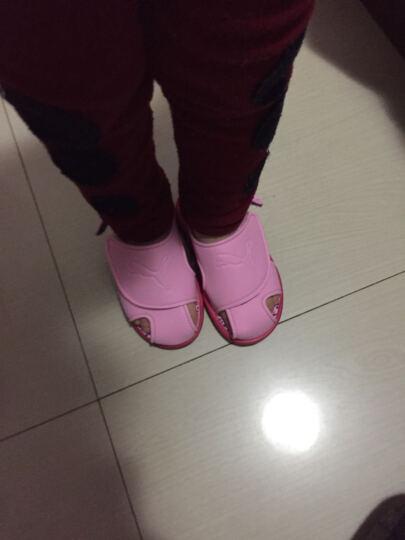 PUMA彪马 新款女童沙滩生活系列Summer Sandal 2 Inf凉鞋3626 36260902+阿鲁巴蓝-橙金色-阿鲁巴蓝 27 晒单图