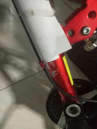 美途(MEACOOL)12英寸 美国队长  红色 男女童车 避震式自行车 可拆卸  辅助轮 美途山地车 折叠 晒单图