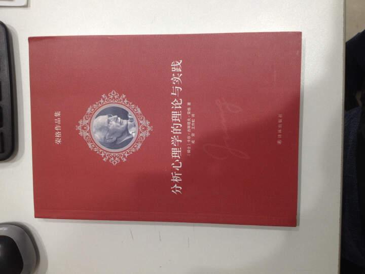 荣格作品集:分析心理学的理论与实践 晒单图