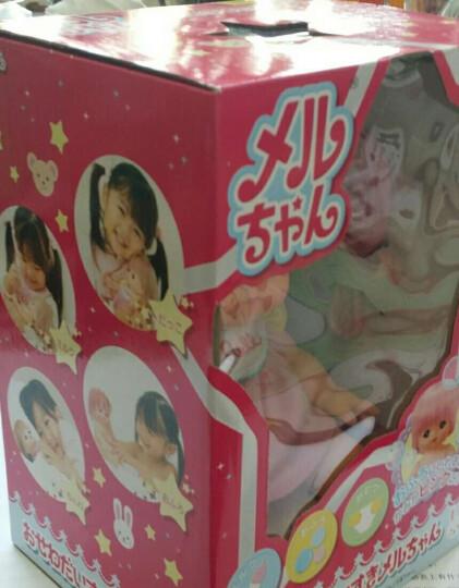 奇智奇思MellChan日本咪露娃娃仿真头发变色长发公主女孩过家家玩具礼物洗澡娃娃妹妹睡衣套装会眨眼 好朋友小玉512586(不眨眼头发不变色) 晒单图