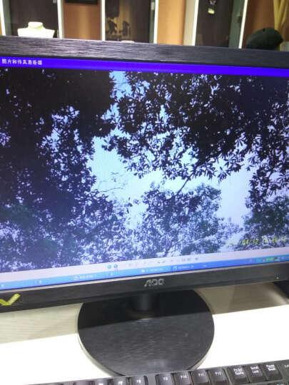 欧达 F5全景像全高清摄像机数码闪存dv外挂电池专业摄录双重增强五轴防抖2400万像素 标配+32G卡+电池+三脚架+4K广角+增距送大礼 晒单图