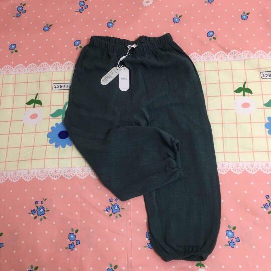 南极人(Nanjiren)新生儿彩棉连体衣婴儿蝴蝶衣初生儿系带宝宝哈衣爬服 星星-棕 52CM(建议0-1个月,5-9斤宝宝) 晒单图