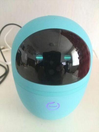 狗尾草公子小白成长版智能机器人儿童早教学习机电动玩具 语音对话互动教育遥控机器人智能玩具 初心白 晒单图