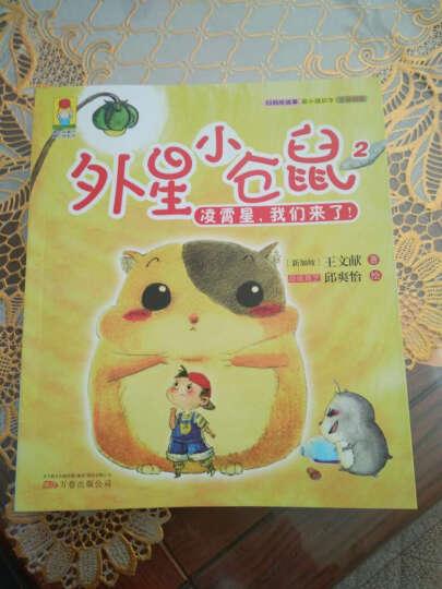 最小孩童书·最幻想系列·外星小仓鼠2:凌霄星,我们来了! 晒单图