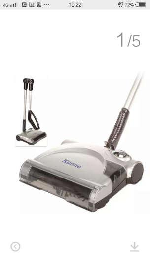 加莱尼(Kunne) 无线手推立式清洁机家用电动扫地机静音吸尘器RV-218 晒单图