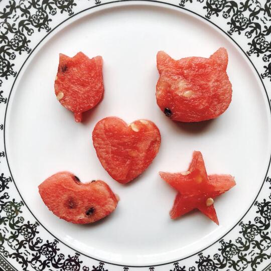 千团精工烘焙模具不锈钢饼干模26个英文字母造型模套装 蔬菜水果切模压花模 晒单图
