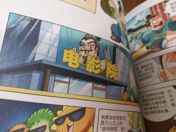 植物大战僵尸2武器秘密之神奇探知历史漫画·两汉时期(下) 晒单图