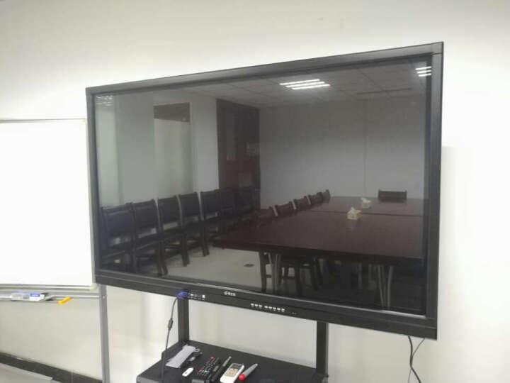 学之友(XUEZHIYOU) 55英寸液晶触摸教学办公电子白板交互式智能平板LED高清液晶显示设备 65英寸(I3 4G 500G) 晒单图