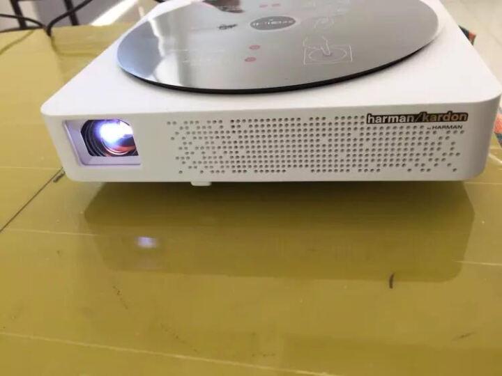 极米 (XGIMI) Z4X 微联智能 高清 家用 投影仪 3D 家庭影院 无屏电视 & 极米X-Floor 投影机专用 落地支架 晒单图