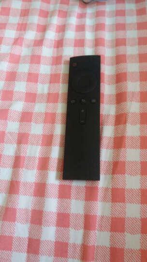 小米(mi)遥控器 小米盒子1 2 3代原装遥控器 小米电视2 遥控器 小米红外遥控器+粉色保护套 晒单图