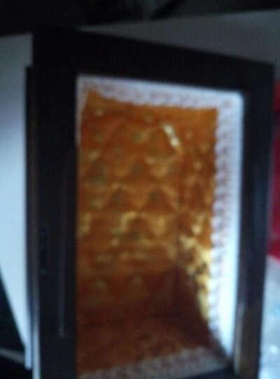 骨灰盒实木黑檀木棺材花梨木金丝楠寿盒红木殡葬用品九五至尊凤舞至尊 九五凤舞防潮盒 晒单图