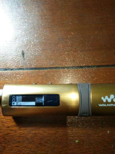 索尼(SONY) NWZ-B183F/NC  mp3播放器 sony  金色 晒单图