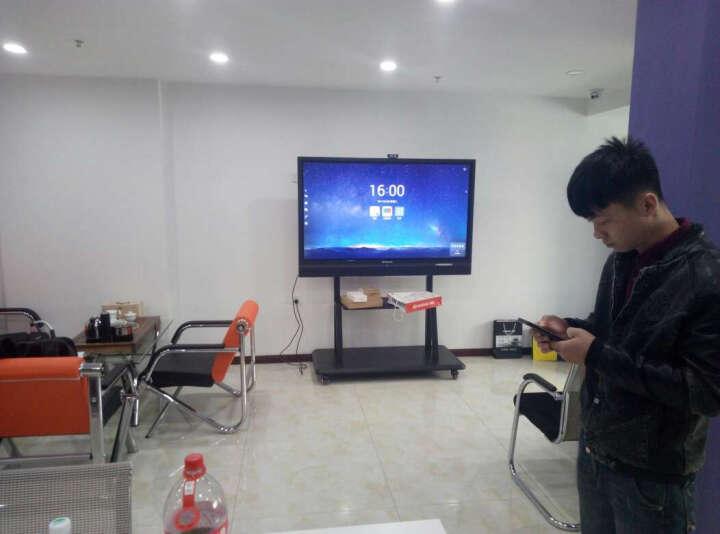 CVTOUCH会议平板 办公电子白板 交互式培训一体机 无线投影 幕布 电子显示屏 智能笔 晒单图