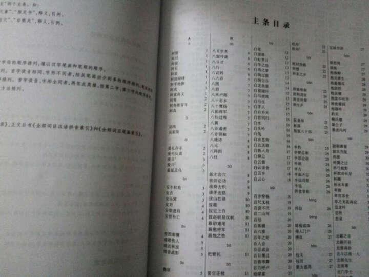 中国典故大辞典 晒单图