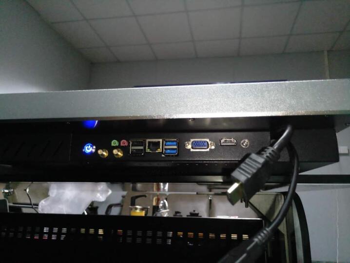 互视达(HUSHIDA)卧式触摸一体机自助查询机智能广告机触控屏商用显示器 55英寸 windows达配i7触控 晒单图