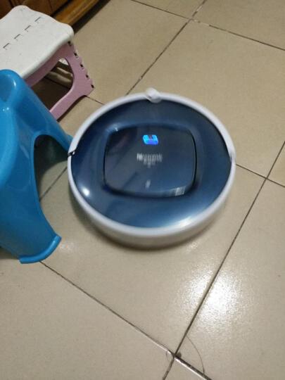 浦桑尼克(Proscenic)扫地机器人 blue SKy(蓝天) 强吸力家用扫地机 晒单图