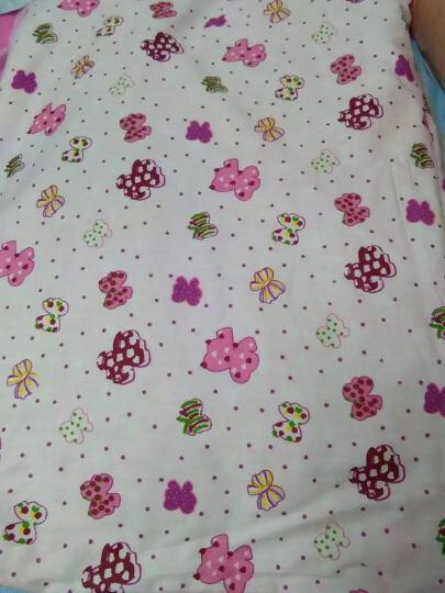 爱莱欧 全棉床罩四件套 全棉床上用品家纺公主床裙式 韩版套件 大靠垫-韩国丽人 1.8米 适合200*230的被子 晒单图