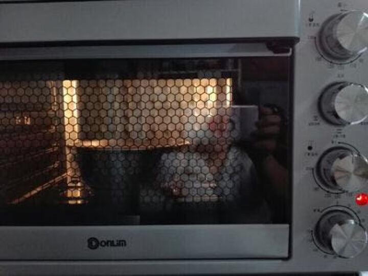 东菱(Donlim) 电烤箱 搪瓷内胆38升旋转烧烤DL-K38E 晒单图
