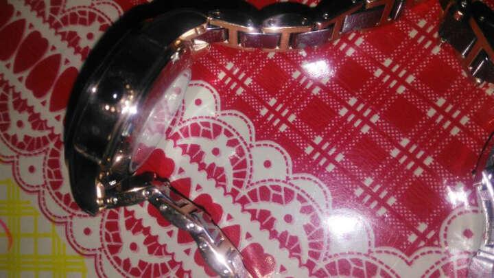 尼尚(Nesun)女士手表 全自动机械女士表荷塘月色镂空女表 陶瓷时尚女式腕表 玫金黑陶瓷LS9071-JKJ 晒单图