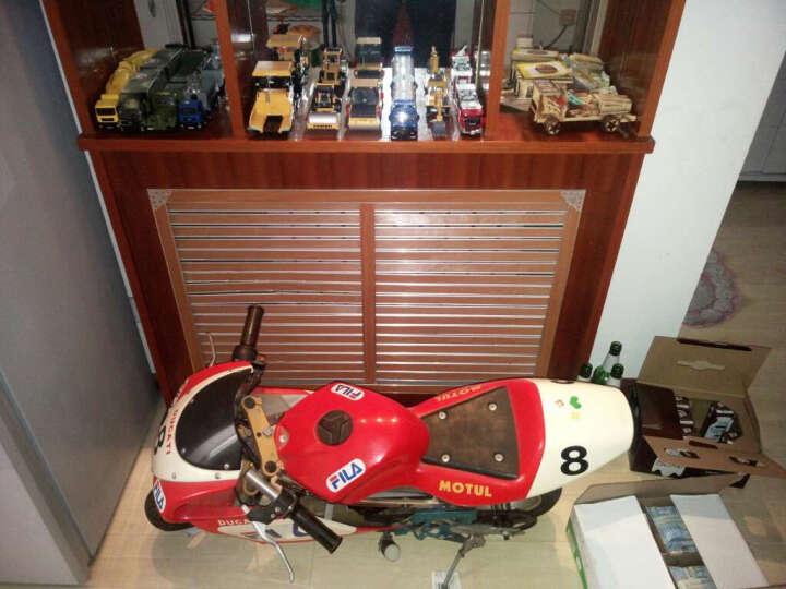 凯迪威建筑工程车模型玩具合金车模型玩具车摆件节日礼物 平板拖车载挖掘机 晒单图