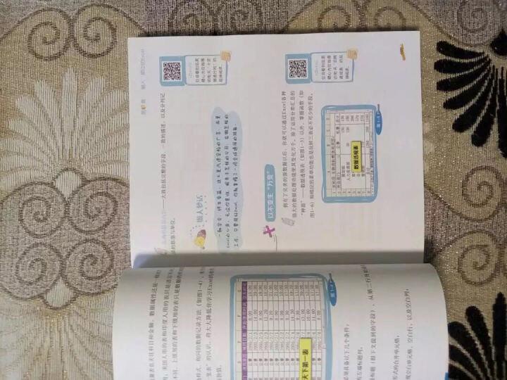 你早该这么玩Excel (wifi版 + 你早该这么玩ExcelⅡ wifi版 套装共2册) 晒单图
