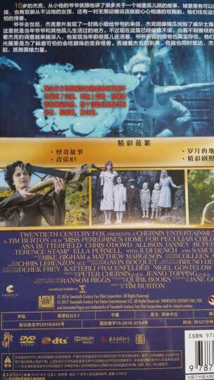 正版电影 佩小姐的奇幻城堡 电影光盘 BD50版 晒单图