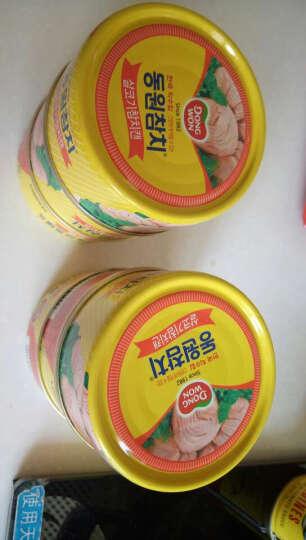 东远  金枪鱼罐头 韩国进口寿司料理吞拿鱼海鲜速食食品 甜辣味100g*5 晒单图