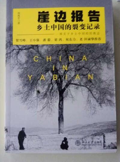 崖边报告:乡土中国的裂变记录 晒单图