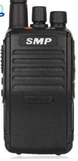 MOTOROLA 摩托罗拉418对讲机 SMP418对讲机无线手持电台 工地酒店民用对讲机手台 Clarigo418标配+增票 晒单图