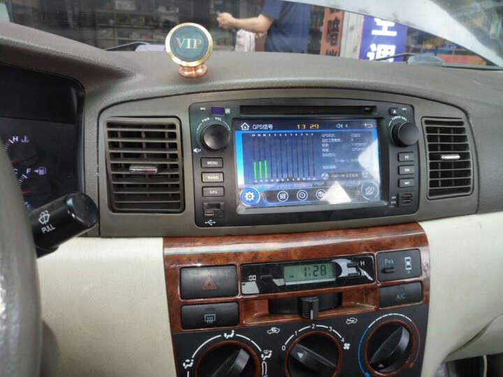 通用车载DVD导航GPS卫星天线 安卓车机有源天线放大器 导航仪配件 SMA铜头接口 晒单图