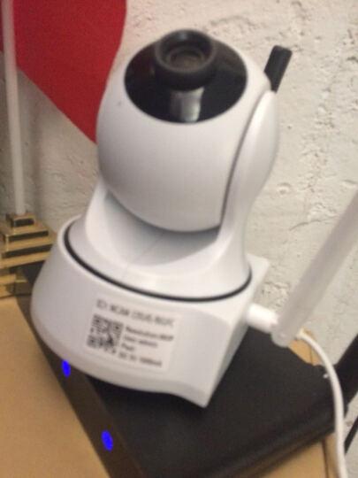 沃仕达(woshida)WSD-J6813 无线摄像头 130万高清夜视网络家用智能插卡无线wifi摇头机 手机远程监控960p 晒单图