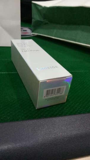 兰芝(LANEIGE) LANEIGE兰芝雪纱丝柔防晒隔离霜 SPF22/PA++ #40紫色隔离气垫 晒单图
