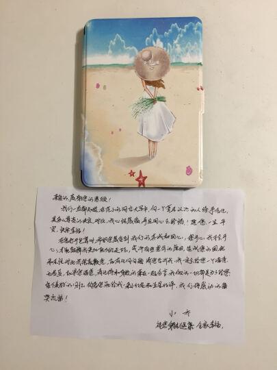 丁奇Kindle 958版保护 Kindle Paperwhite1/2/3电子书休眠皮套 沙滩女孩 晒单图