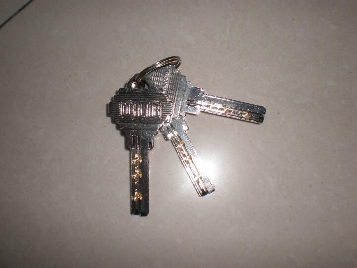 多灵门锁 室内欧式把手静音锁芯 现代简约实木房门卫生间卧室门锁具三件套装 亨利 左外开-带304不锈钢合页门吸 晒单图