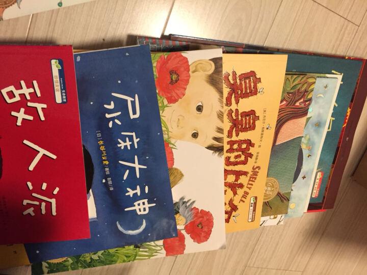 海豚绘本花园:南瓜月亮 平装[3~6岁] 幼儿童绘本启蒙图画书 幼儿园用书 正版童书 晒单图