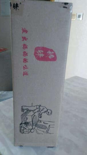 铸味炒锅33cm铸铁锅单柄平底锅传统家用炒菜锅煎锅 生铁锅不易粘锅通用炉灶有附耳 配木盖 晒单图
