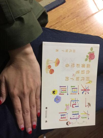 有时间一起来画画:田代知子的色铅笔温馨彩绘卷 晒单图