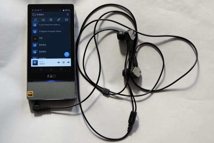 飞傲(FiiO)AM2A 飞傲X7/X7 MKII 中功率耳放模块 晒单图