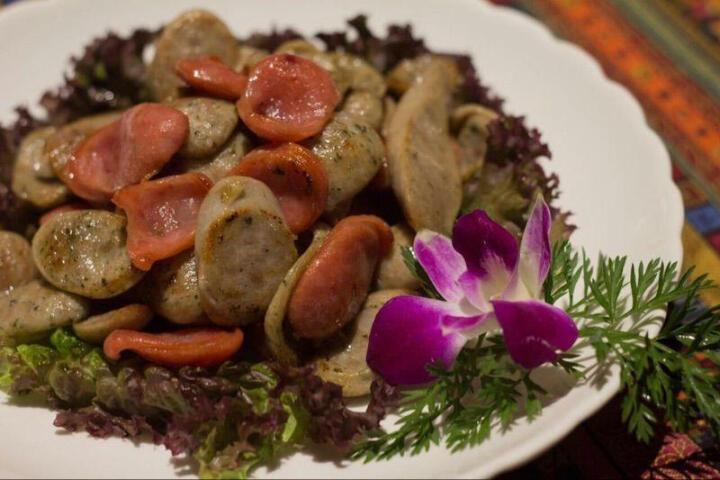 荷美尔(Hormel) 麦斯赫 德式香葱油煎肠1kg 德国香肠 烤肠 BBQ肠 晒单图