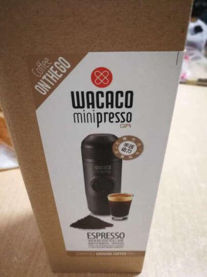 【自营配送】WACACO Minipress意式户外便携手动咖啡机创意手压咖啡杯生日礼物 一代经典咖啡机-咖啡粉版 晒单图