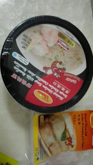 Asian Choice 速冻虾馄饨面 220g 晒单图