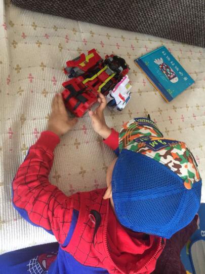 奥迪双钻 巨神战击队玩具召唤器合体变形机器人模型套装儿童玩具男孩 下架待用 巨神战击队2-超级星能合击炮534203 晒单图