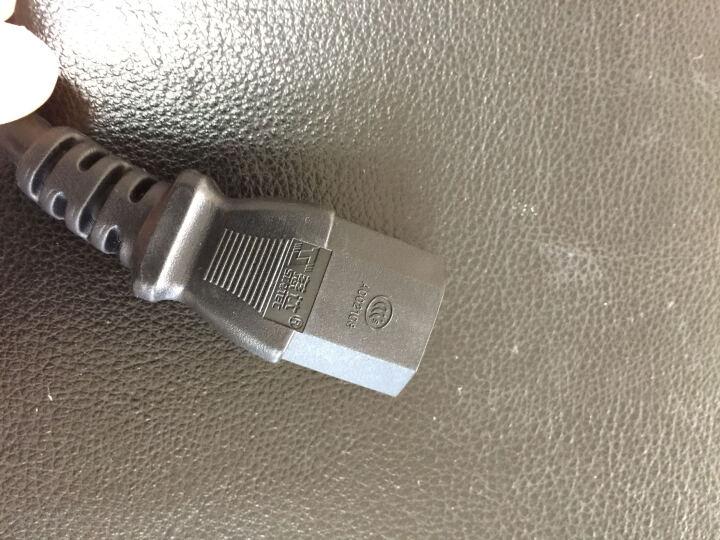 慈达Strter 电源线 电脑线 纯铜10A-C13品字尾 3*1.5平方 2米 晒单图